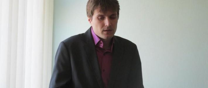 Вітаємо Сергія Гіріка із захистом кандидатської дисертації!